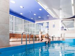 BEST WESTERN hotel Vilnius Swimming pool
